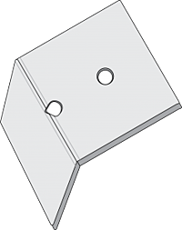 Distorted Feature by bend radius