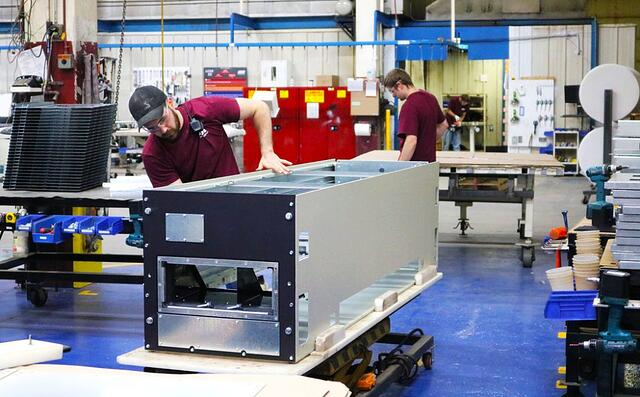 Manufacturing Custom Electrical Enclosures
