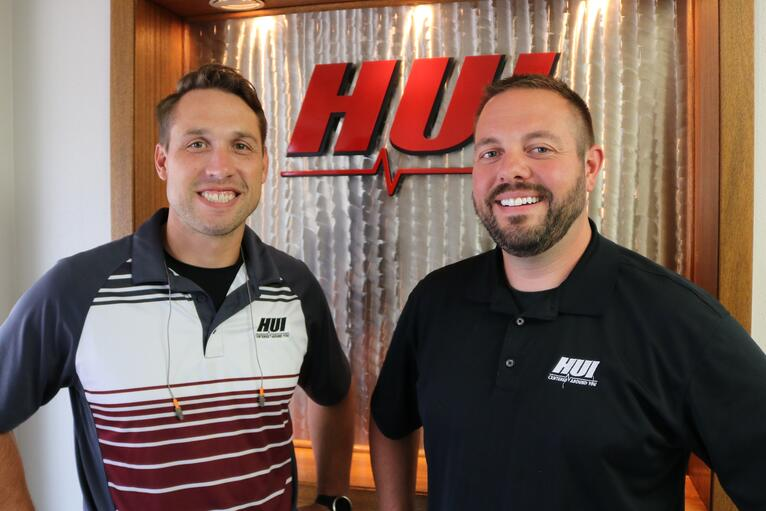 Schwarz, Jandrey to fill new roles at HUI