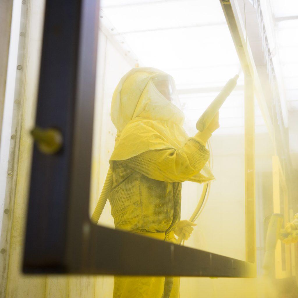 Powder Coating Jobs in Kiel Wisconsin
