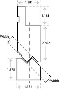 Standard Offset Tools